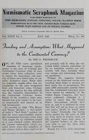 The Numismatic Scrapbook Magazine (pg. 27)
