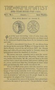 The Numismatist, Vol. 3 (1891)