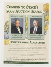 Numismatist: January 2008