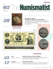 The Numismatist (February 2020)
