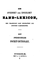 swedish to english dictionary lexicon download