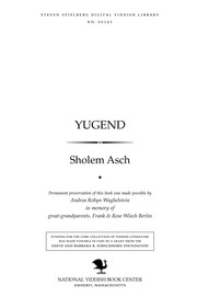 Thumbnail image for Yugend