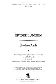 Thumbnail image for Ertsehlungen