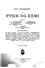 fysik og kemi mandens
