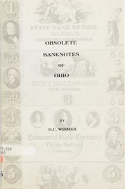 Obsolete Banknotes of Ohio