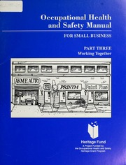 free safety manual for small business