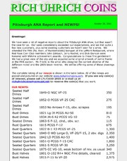 October 2011 - Pittsburgh ANA Report and Newps