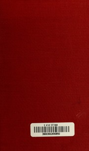 Oeuvres inédites