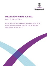 the proceeds of crime act 2002 Section 330 proceeds of crime act 2002 has been subject to important amendments the original text been amended and six new subsections added.
