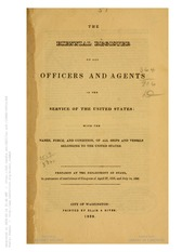The Biennial Register of all Officers and Agents ...