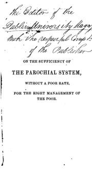 essay on parochialism