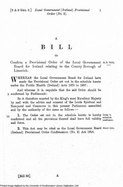 Letters Patent Wherein Civil Articles For Surrender Of