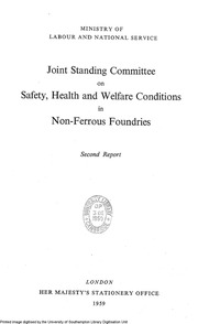 essay on safety health and welfare