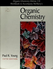 Organic chemistry onLine 2 0 : workbook for McMurry's