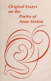 original essays on the poetry of anne sexton