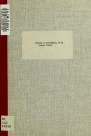 Oskar Fried : das Werden eines Künstlers