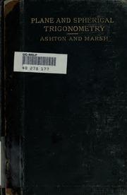 plane trigonometry pdf free download