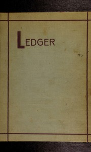 Other Loose Material: U.S. Colonial Ledger [ANS Virgil Brand papers]