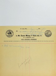 Otto Oddehon Invoices from B.G. Johnson, January 2, 1940, to December 16, 1940
