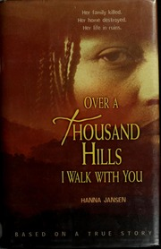 Over A Thousand Hills I Walk With You Jansen Hanna 1946 Free