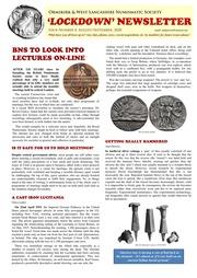 Lockdown Newsletter (#4)