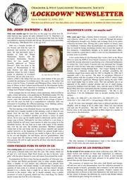 Lockdown Newsletter (#12)