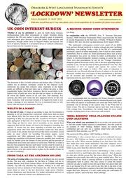 Lockdown Newsletter (#13)