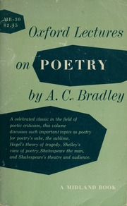 the tragedy of king lear according to andrew cecil bradley Shakespearean tragedy, lectures on hamlet, othello, king  king lear, macbeth by ac bradley with rakuten kobo according to wikipedia: andrew cecil bradley.