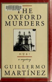 the oxford murders martinez guillermo