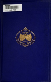 oxford topography an essay hurst herbert b  oxford topography an essay hurst herbert b 1833 streaming internet archive