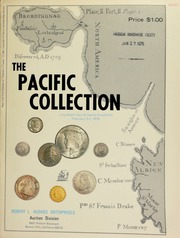 The Pacific collection ... public auction and mail bid sale, in association with the Long Beach Coin & Stamp Exposition ... [02/03-04/1978]