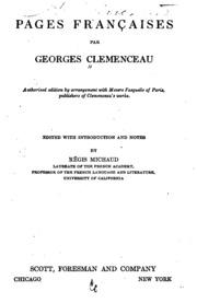 Pages françaises