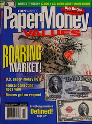 Paper Money Values [Summer 2006]