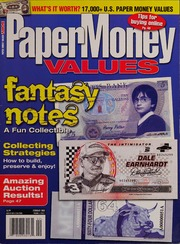 Paper Money Values [February 2008]