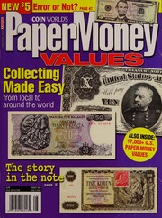 Paper Money Values [August 2008]