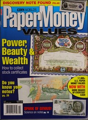 Paper Money Values [February 2009]