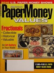 Paper Money Values [June 2010]
