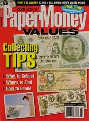 Paper Money Values [Winter 2006]