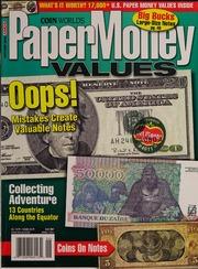 Paper Money Values [June 2007]