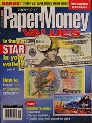Paper Money Values [October 2007]