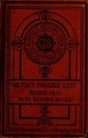 paradise lost book 1 pdf download