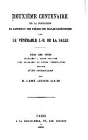 Paris: Récit des fêtes célebrées a cette occasion avec documents et pièces justificatives ...