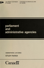 the administrative agency essay Part of the administrative law commons, disability law commons, and the  education  the aim of this essay is to highlight ways that advocates for children.