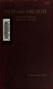 New Essays in American Jewish History   Jewish American Heritage