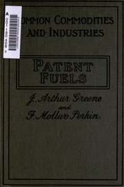 Patent, smokeless and semi-smokeless fuels