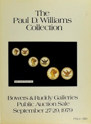 Paul D. Williams Collection