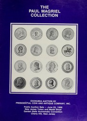 Paul Magriel Collection
