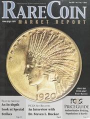 PCGS Rare Coin Market Report