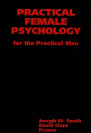 Pdfy mirrors free texts free download borrow and streaming joseph w south david clare franco practical female psychology for the practical manpdf pdfy mirror malvernweather Images
