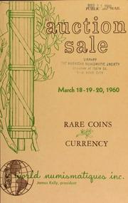 Penn-Ohio convention auction sale. [03/18-20/1960]